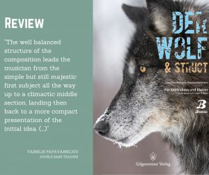 "Review of ""Der Wolf & Struct"" by Vassilis Papavassiliou"
